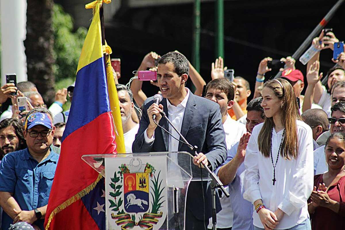 Venezuela'da sağcı lider Juan Guaido, halkı yeniden sokağa çağırdı