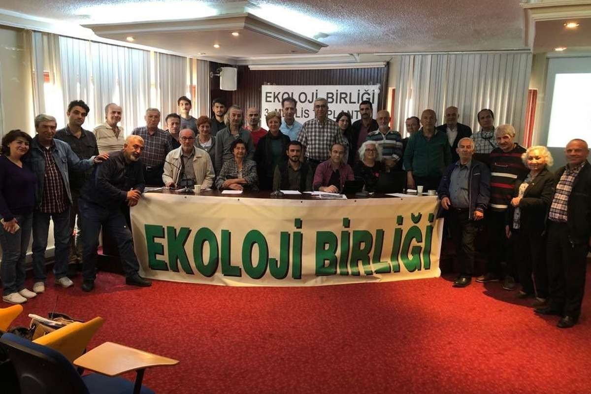 Ekoloji Birliği 3. Meclis toplantısı Ankara'da yapıldı