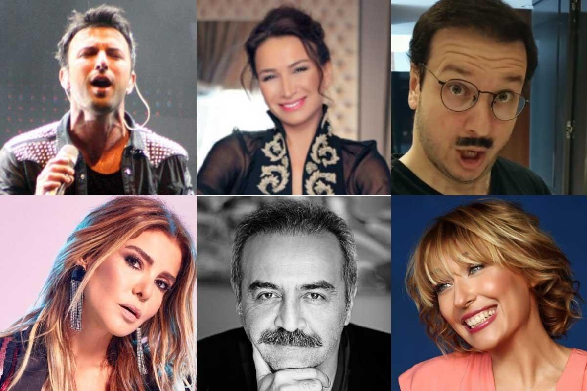 Cumhurbaşkanlığı, Ekrem İmamoğlu'ya destek veren sanatçıları fişledi