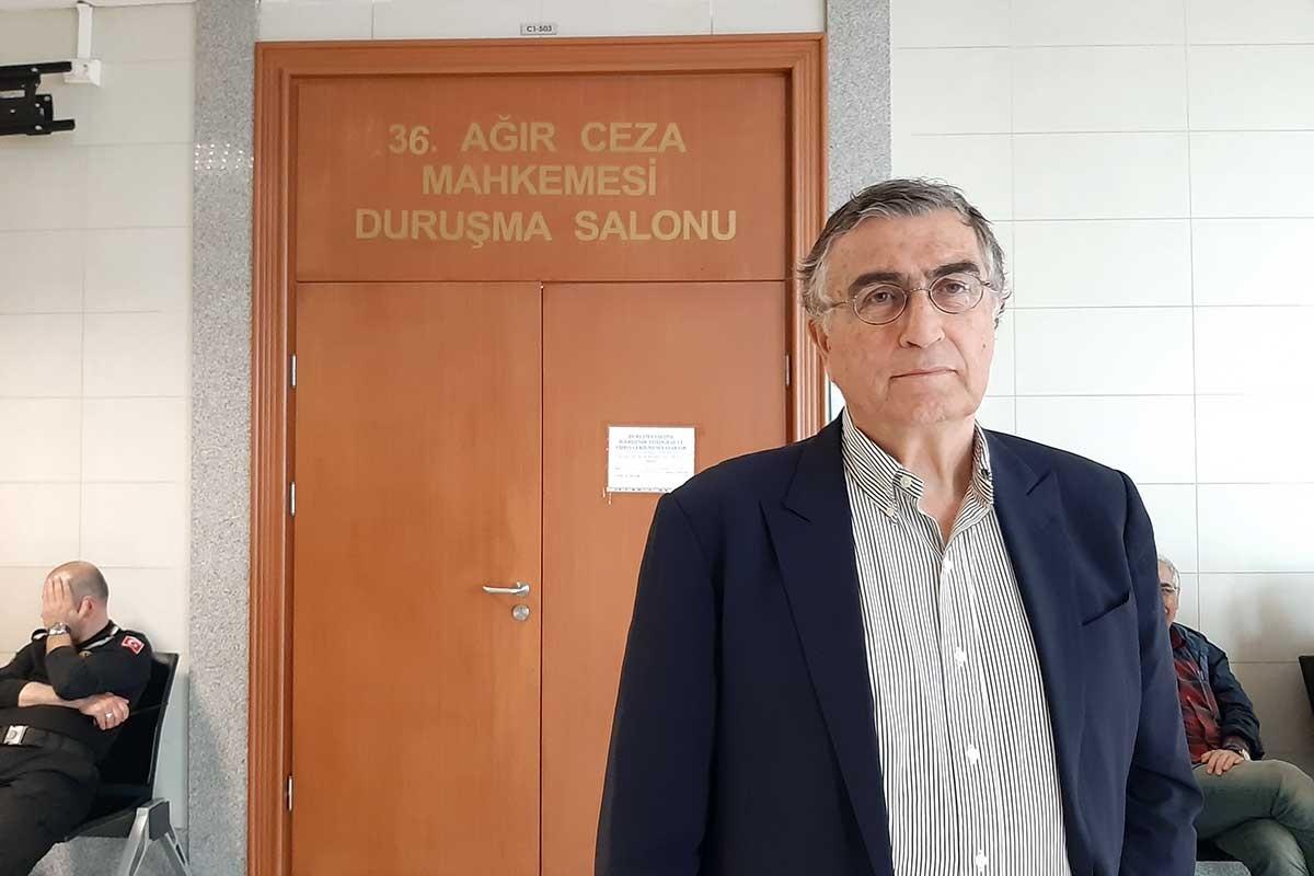 Gazeteci Hasan Cemal'e 3 ay 22 gün hapis cezası
