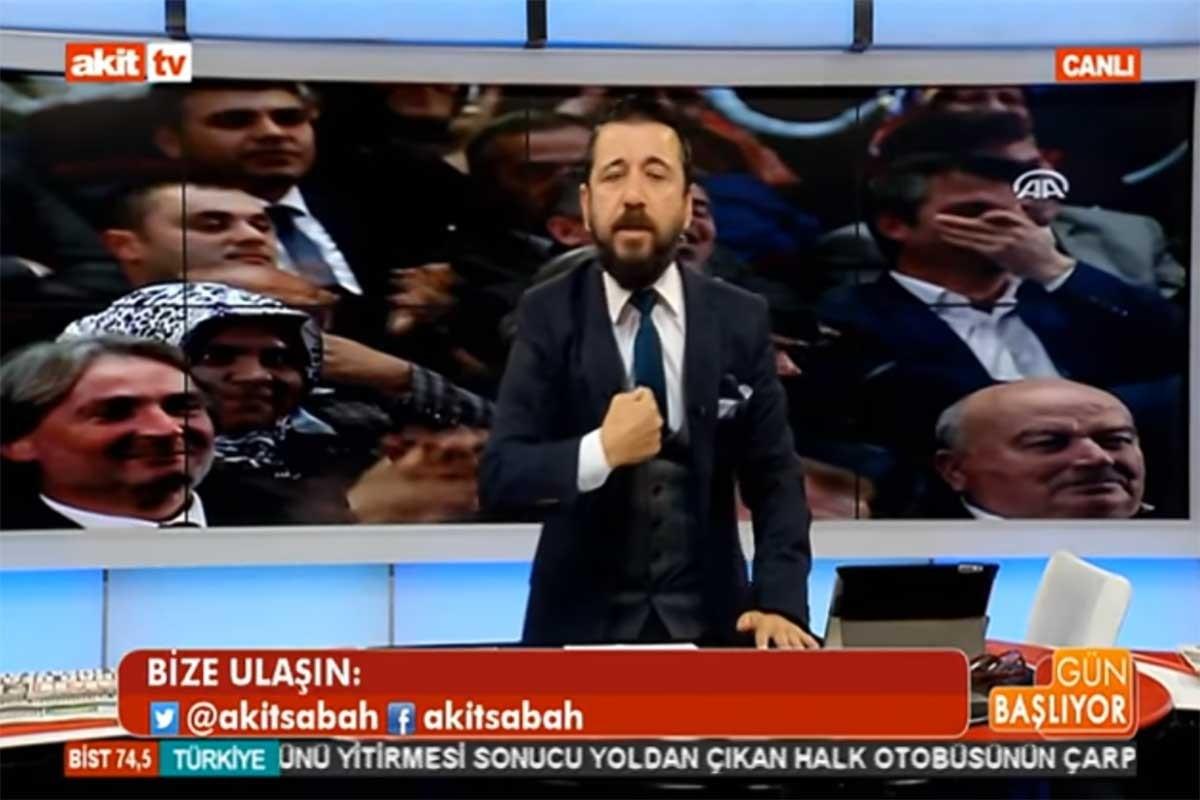 Akit TV eski sunucusu Ahmet Keser'e 1 yıl 3 ay hapis cezası