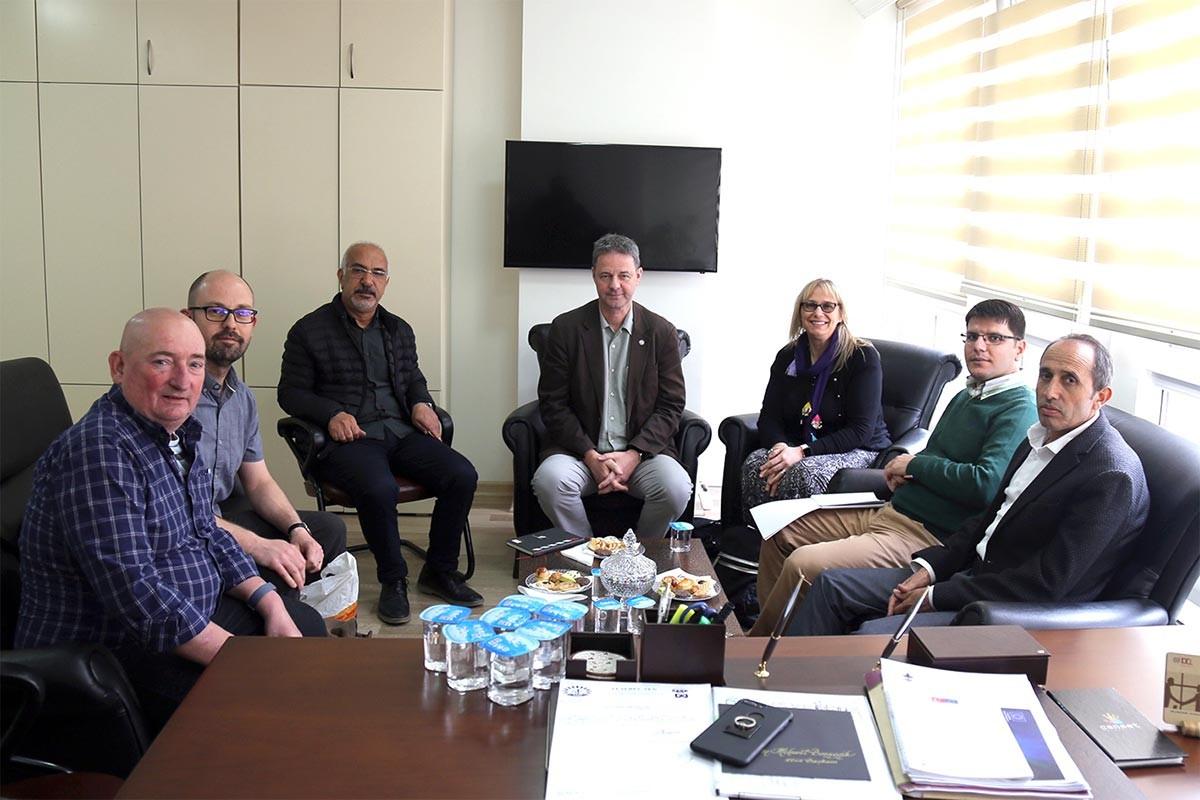 UNISON heyeti Türkiye'yi ziyaret etti