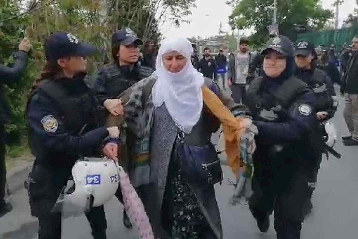 İHD: Gözaltına alınanlar derhal serbest bırakılmalı