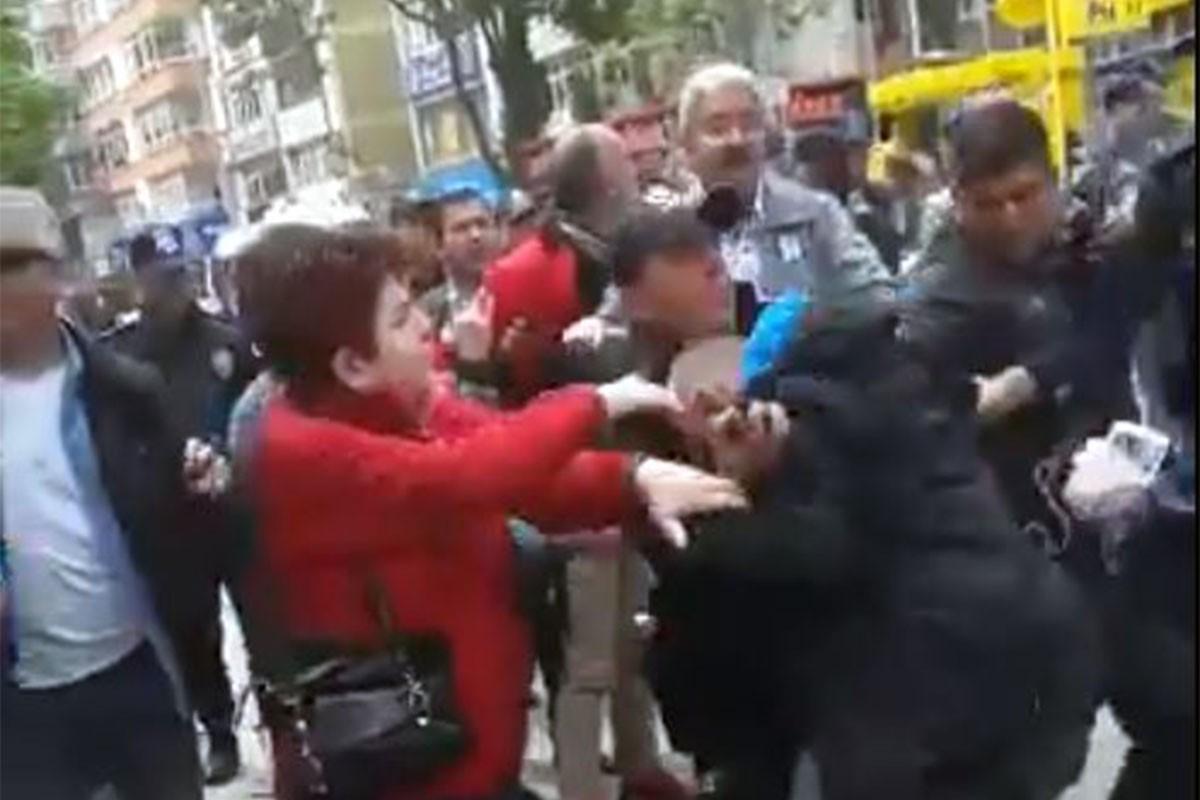 YSK'ye tepki gösteren sendika ve meslek odalarına saldırı