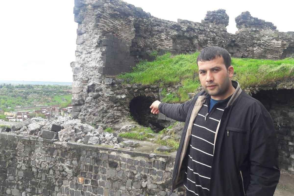 Diyarbakır Barosu'ndan Diyarbakır Surlarının korunması için çağrı