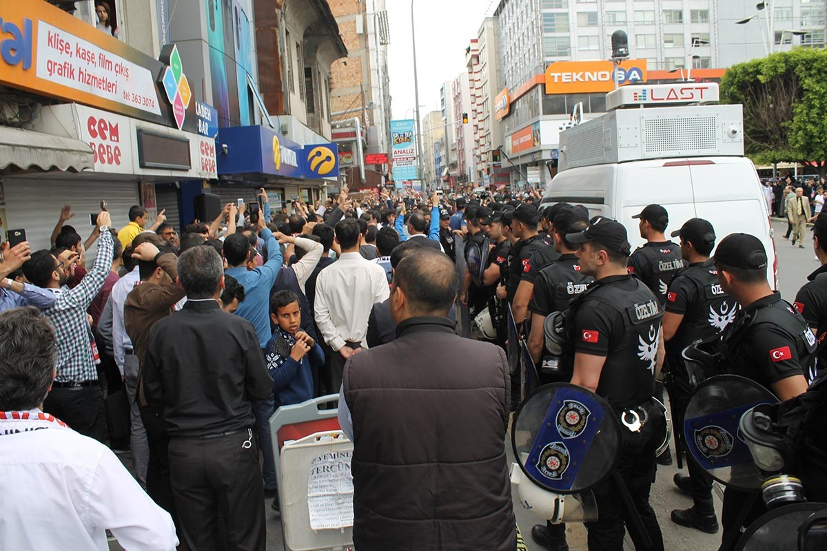 Alparslan Kuytul'un tutukluluğunun devamına karar verildi