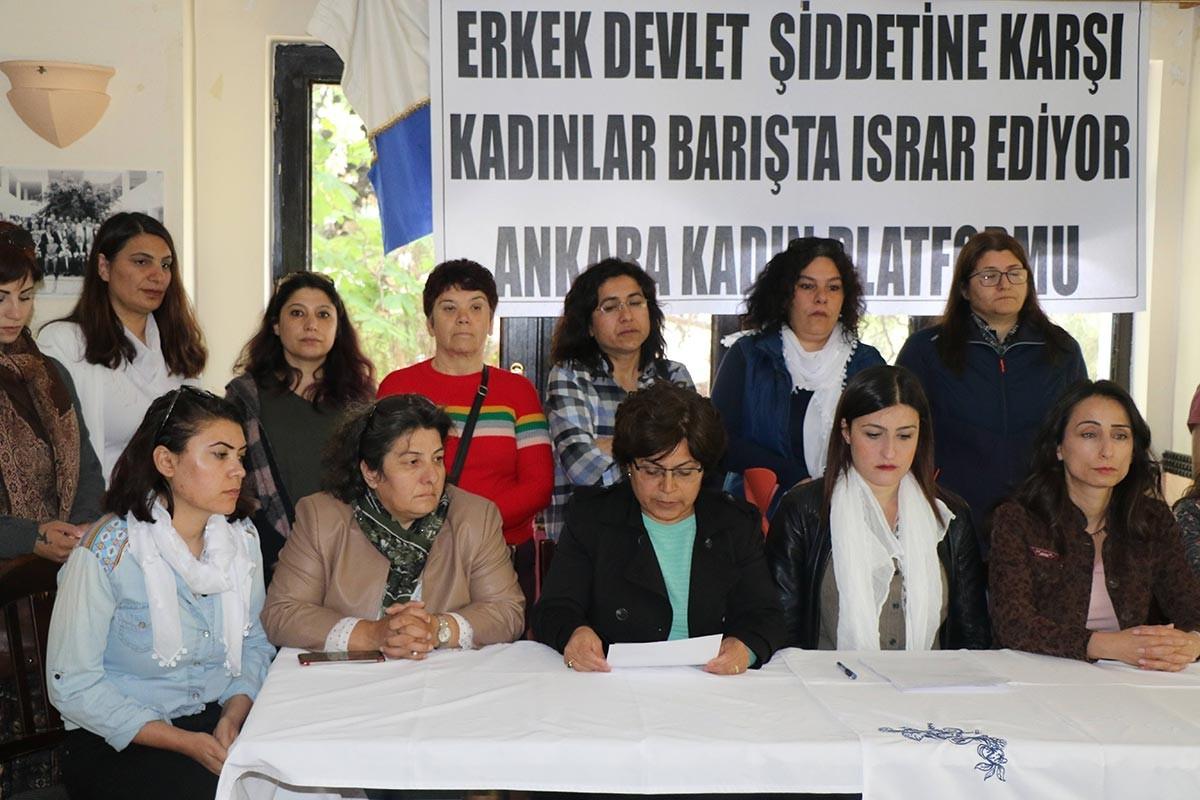 Ankara Kadın Platformu: Annelere reva görülen insanlık dışı tutum