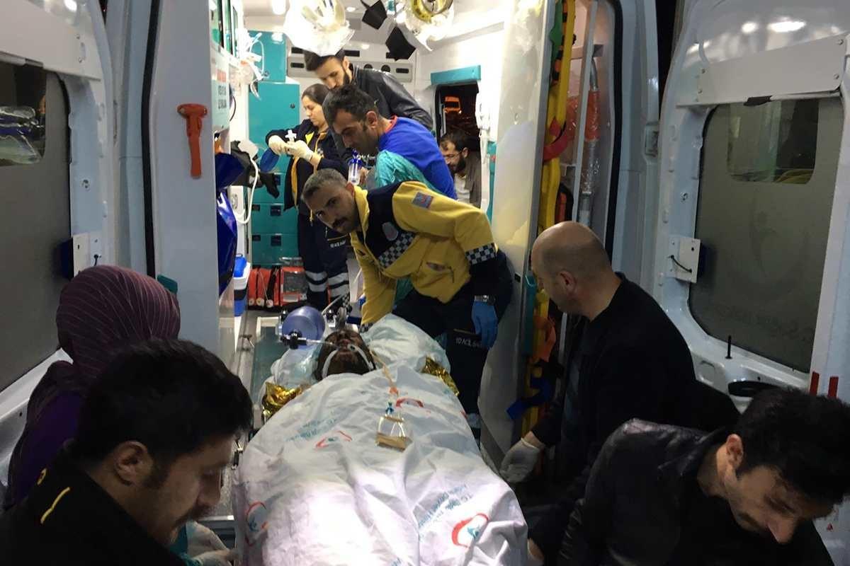 Taş ocağındaki patlamada hayatını kaybedenlerin sayısı 3'e yükseldi