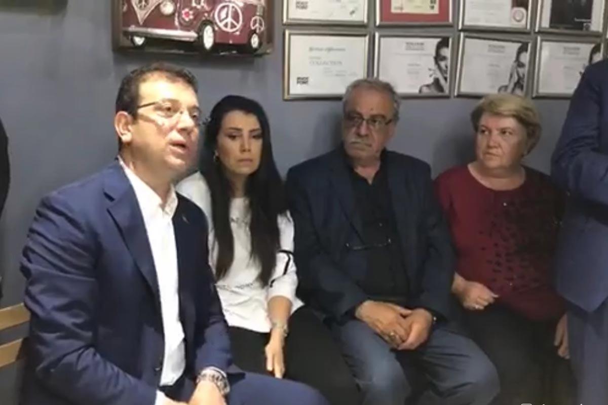 İmamoğlu'ya desteğini açıklayan Erdoğan'ın 'manevi kızı' bıçaklandı