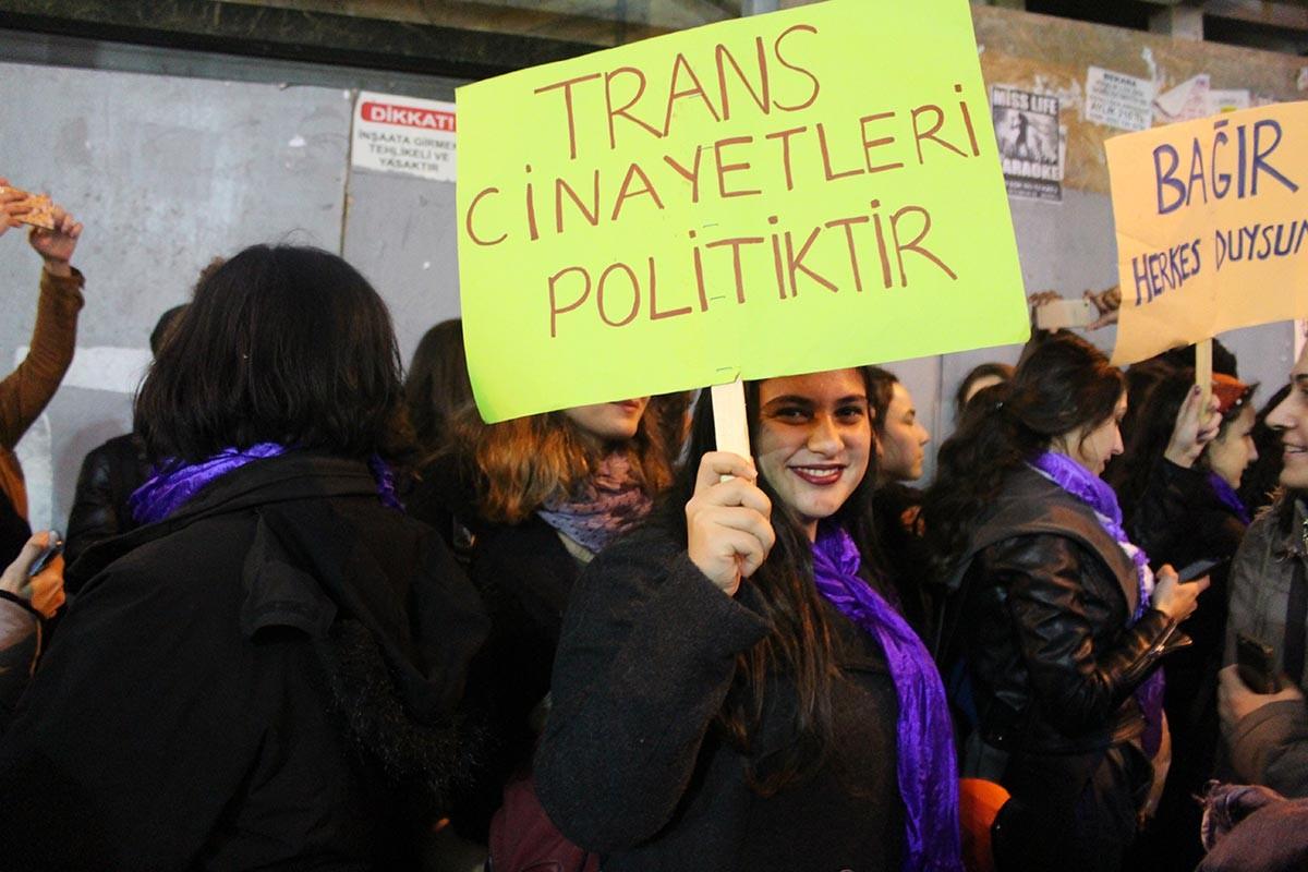 Translara karşı işlenen nefret suçları Meclis gündeminde