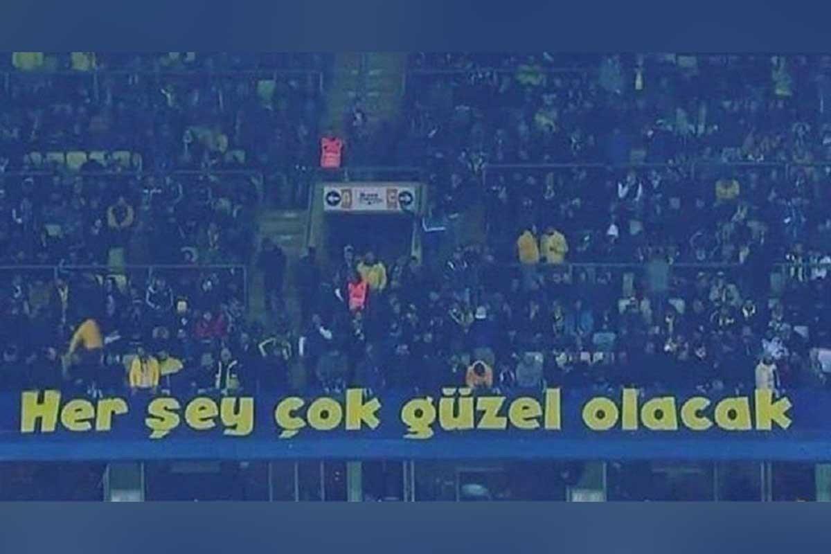 'Hepsi kayda giriyor' diyen Erdoğan'a Fenerbahçe'den yanıt