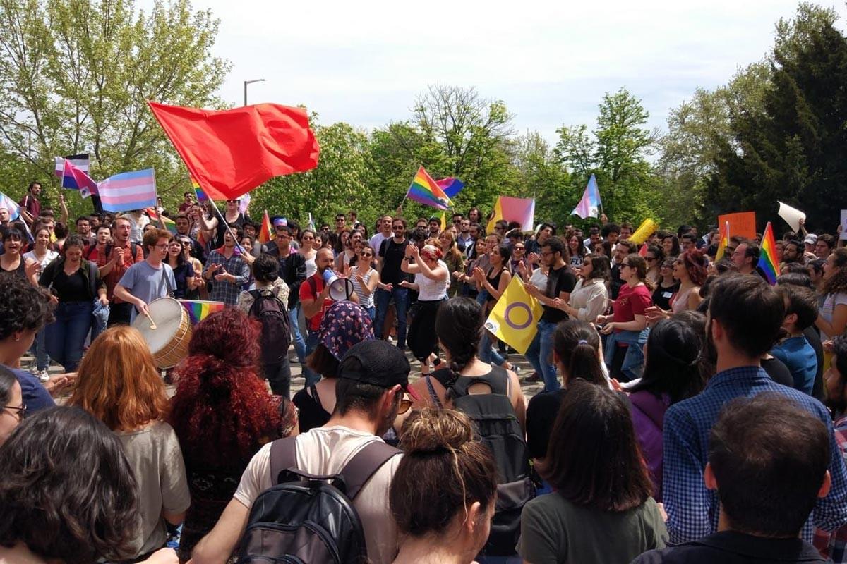 Hacettepe ve Ankara Üniversitesi öğrencileri: Biat etmeyeceğiz