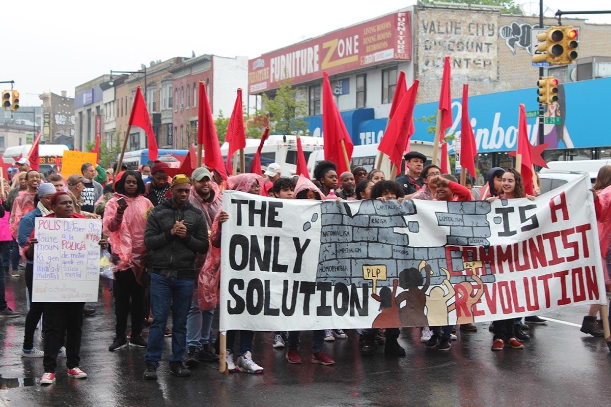 ABD'de 1 Mayıs: İşçiler yüzlerini mücadeleye dönüyor
