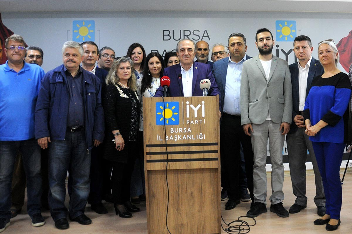 İYİ Partiden Mustafakemalpaşa'da seçimlerin iptali için yeni itiraz