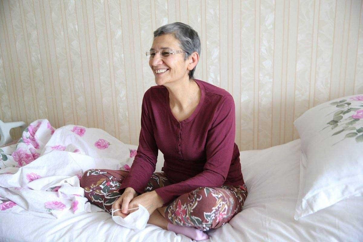 Leyla Güven'in açlık grevi 193'üncü, ölüm orucu da 20'nci gününde