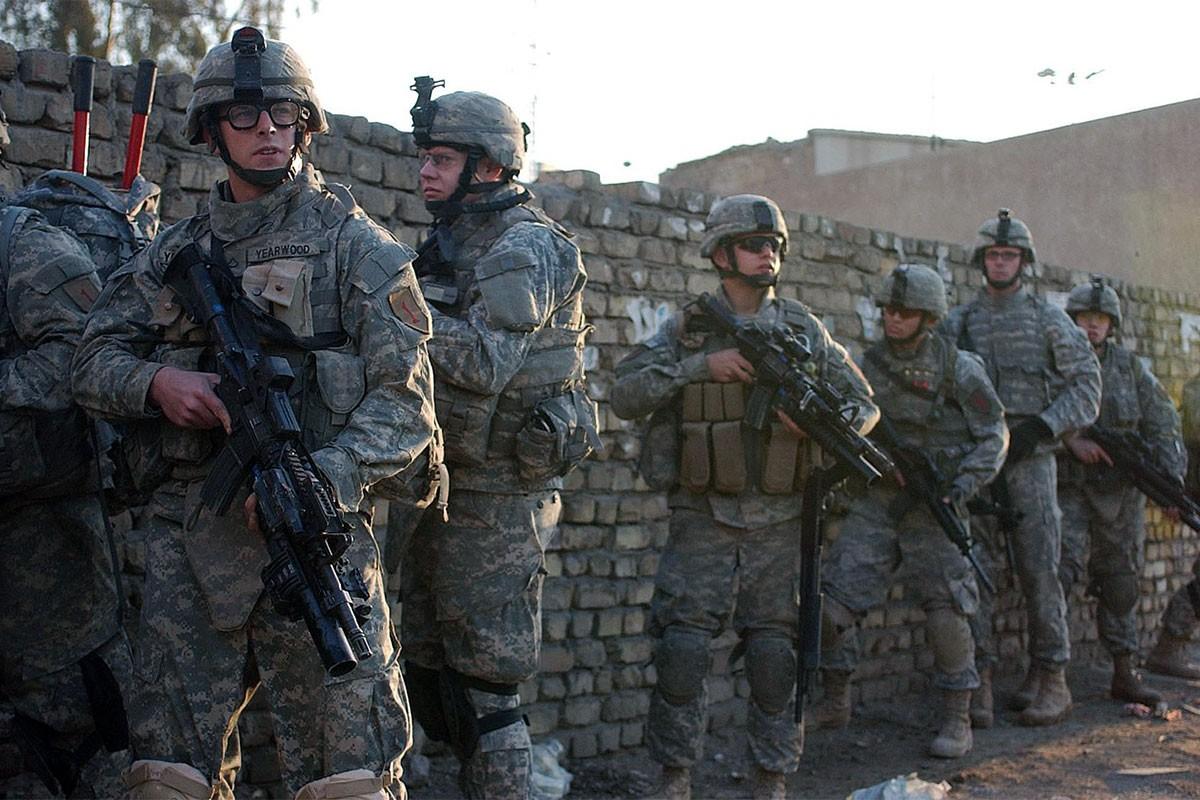 ABD, Ortadoğu'ya bin 500 yeni asker gönderecek