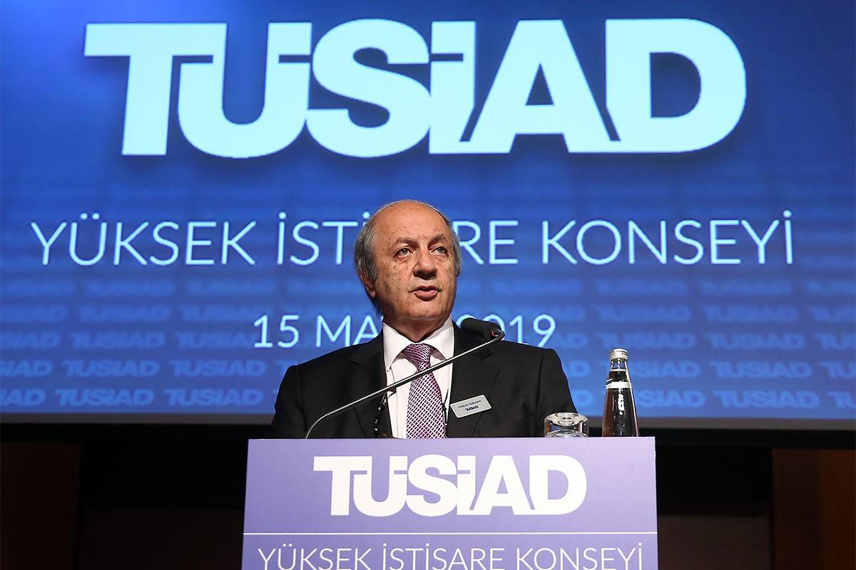 TÜSİAD'ın gözü 'Türkiye İttifakı'nda: Kenetlenmemiz gerek