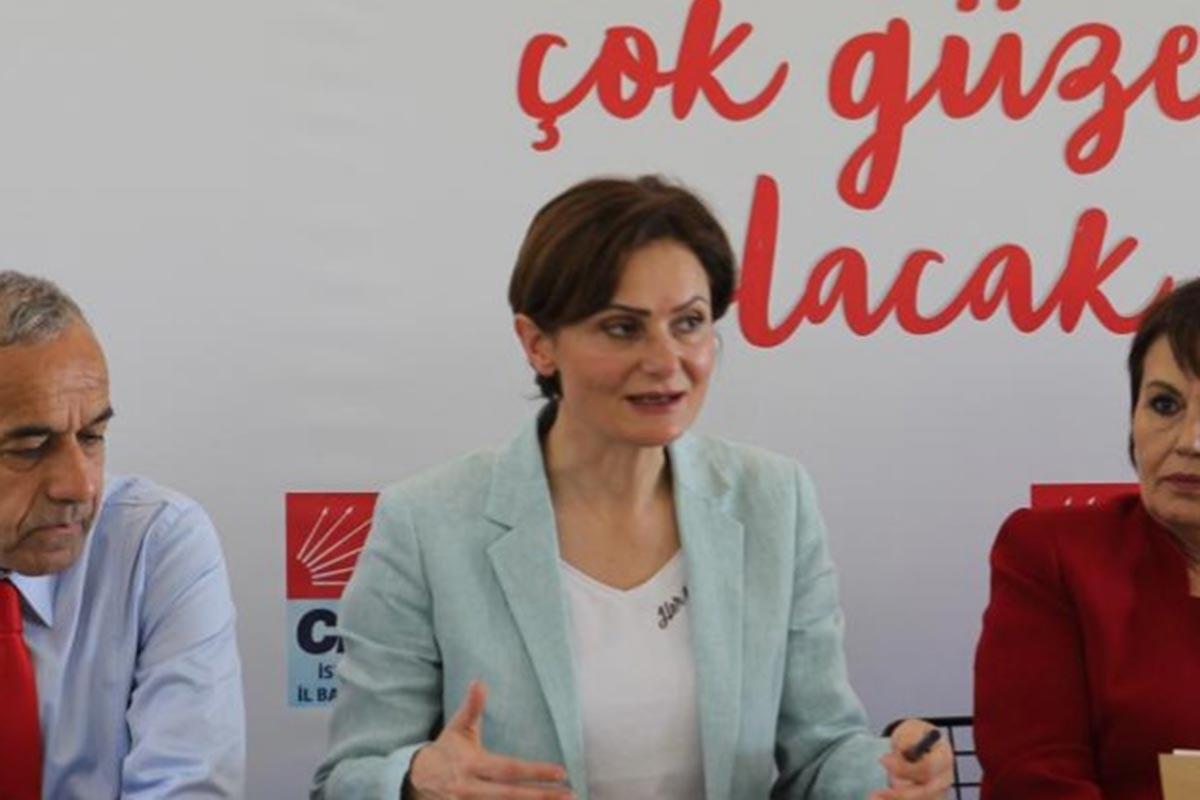 Canan Kaftancıoğlu: Beni hapse attıklarında düşüncelerimi sınırlayamayacaklar