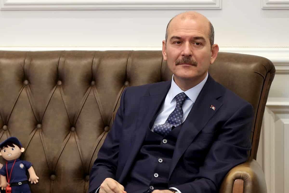 Süleyman Soylu'nun 'HDP belediyesi kalmasın' sözüne HDP'den tepki