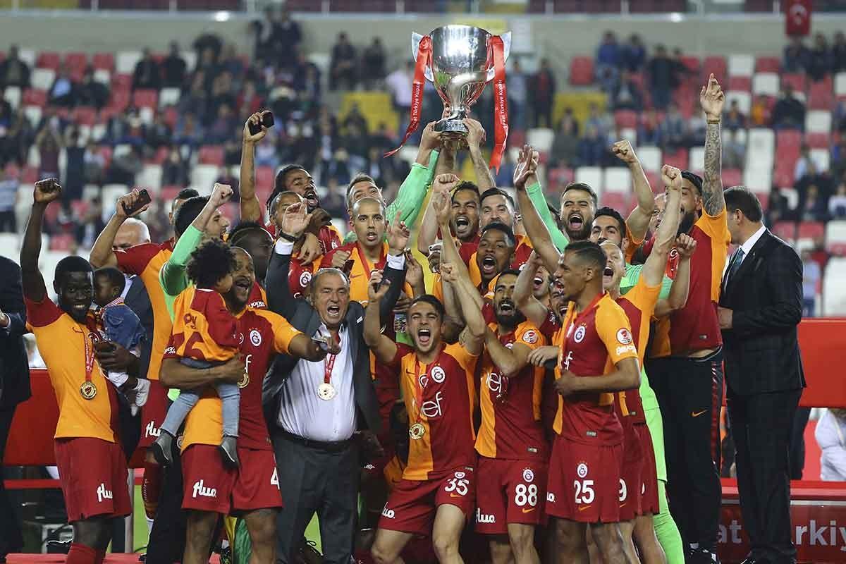 2018-2019 Türkiye Kupası Şampiyonu Galatasaray