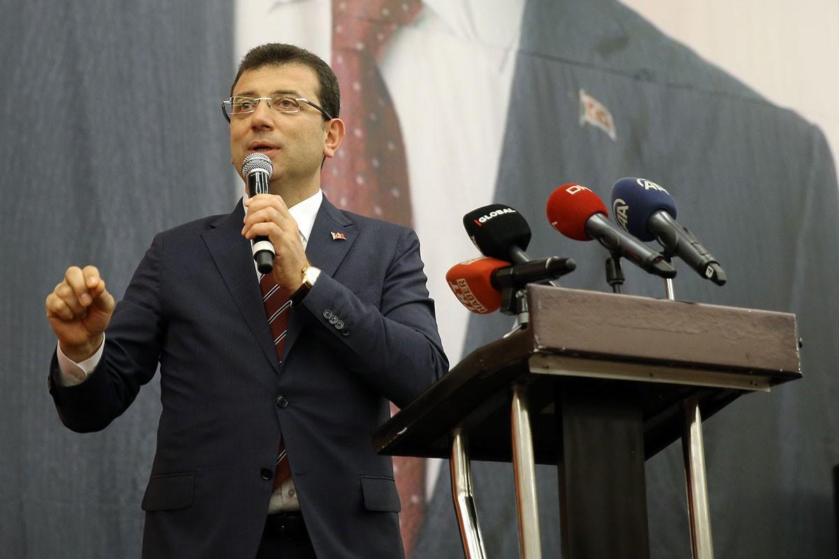 Ekrem İmamoğlu seçim kampanyasını çarşamba günü başlatacak