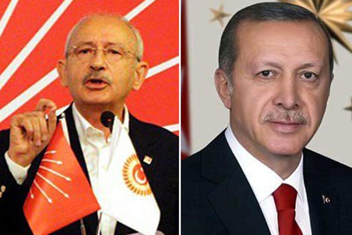 Erdoğan ve Kılıçdaroğlu, 19 Mayıs'ta Samsun'da bir araya gelecek