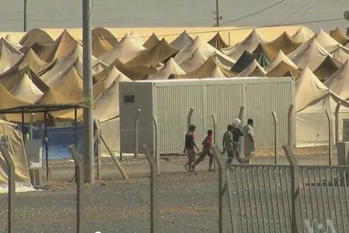 BM: Halep'te mülteci kampına roket atıldı, 10 Filistinli öldü