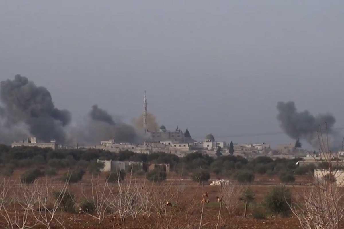 İdlib'de TSK'nin gözlem noktasına saldırı iddiası