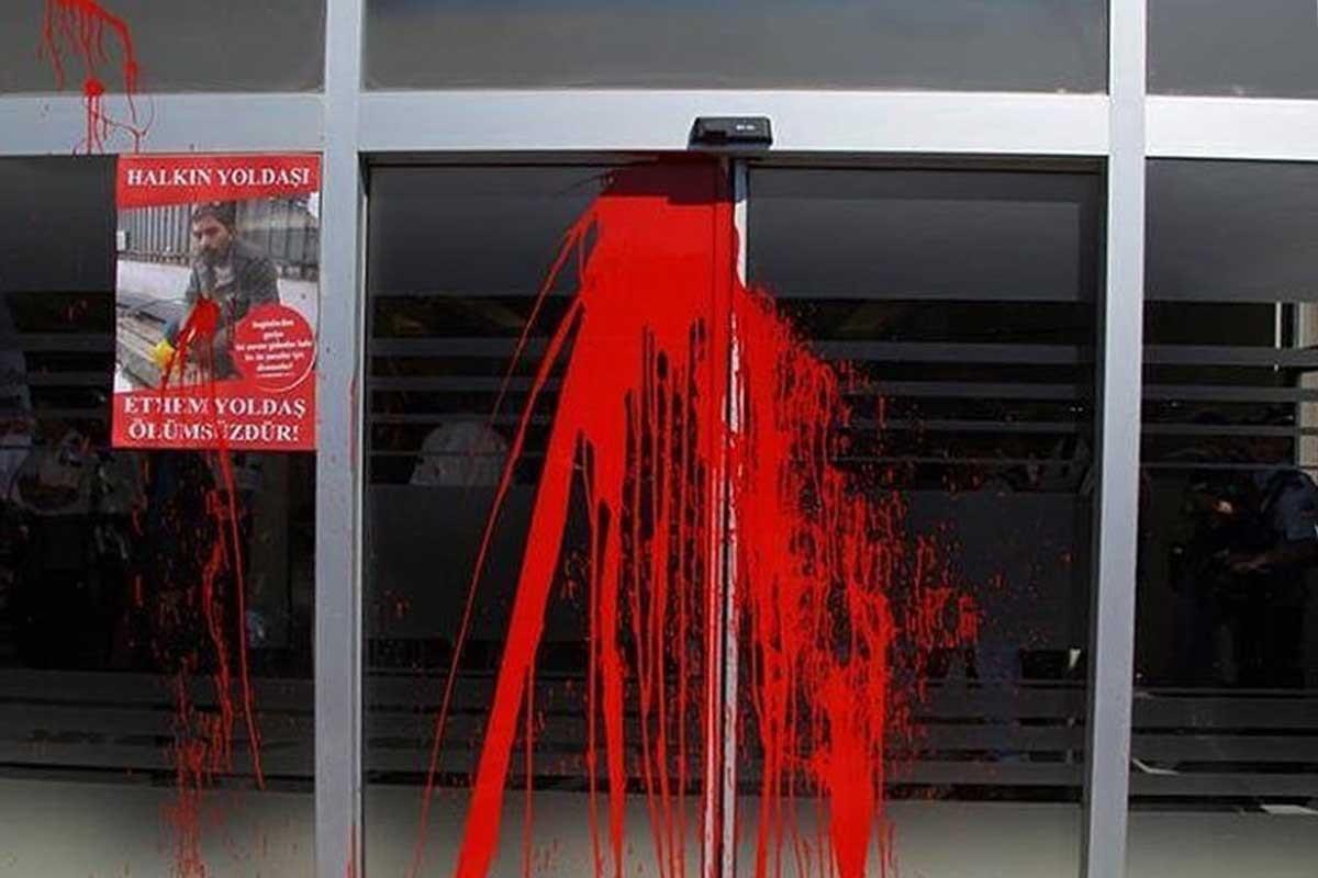 Öldürmek, sanat gösterisinden 9 bin TL pahalı