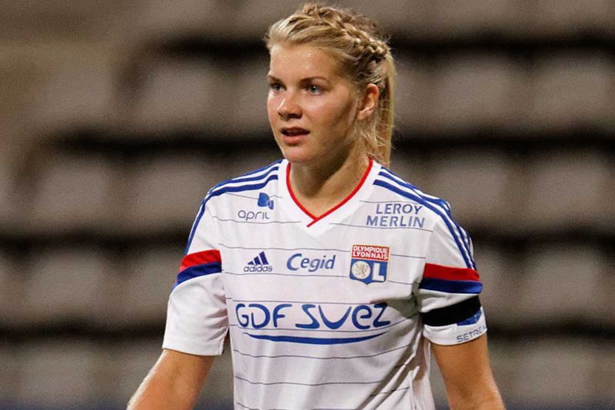 Şampiyonlar Ligi'nde O. Lyon kupayı şovla kazandı