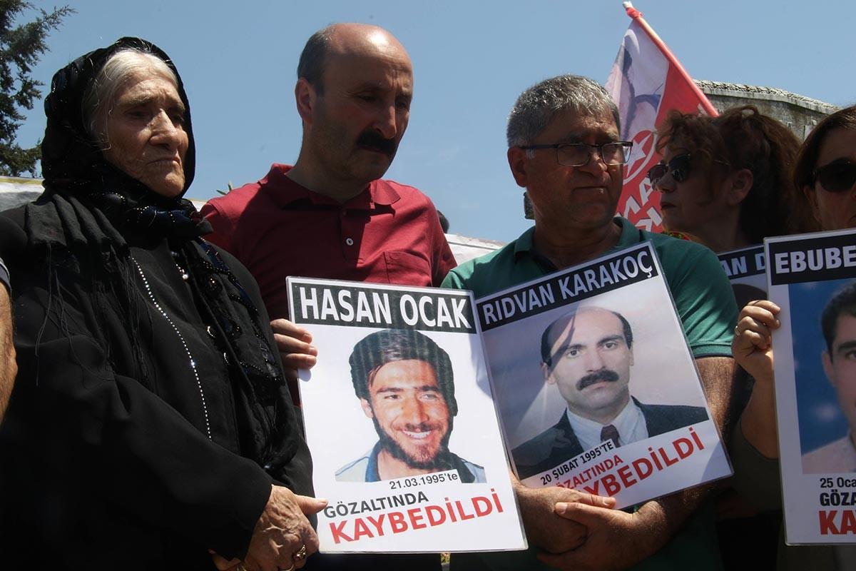 Kayıplar Haftası'nda Ocak ve Karakoç anıldı