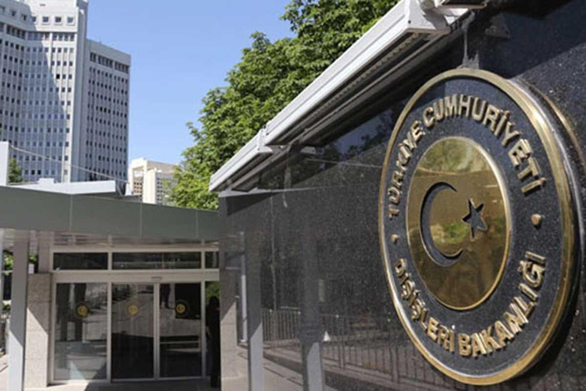 Dışişleri Bakanlığında 'FETÖ' operasyonu: 249 gözaltı kararı