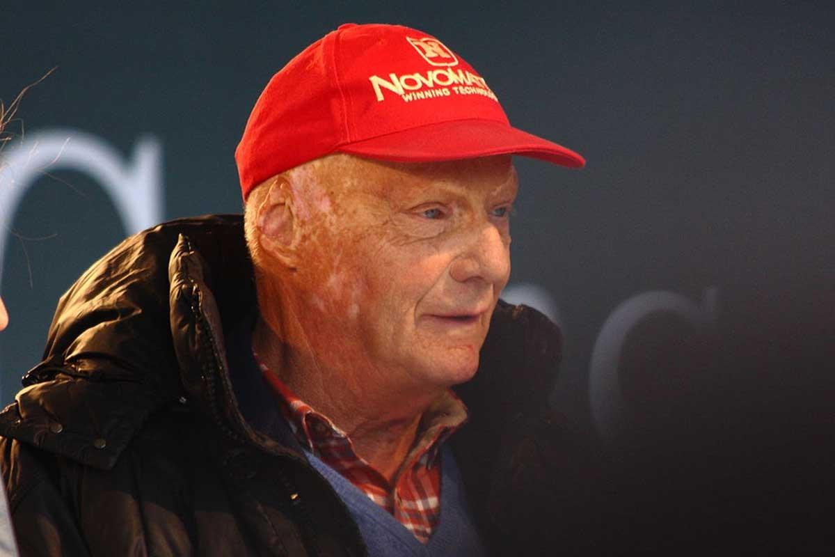 Efsane Formula 1 pilotu Niki Lauda yaşamını yitirdi