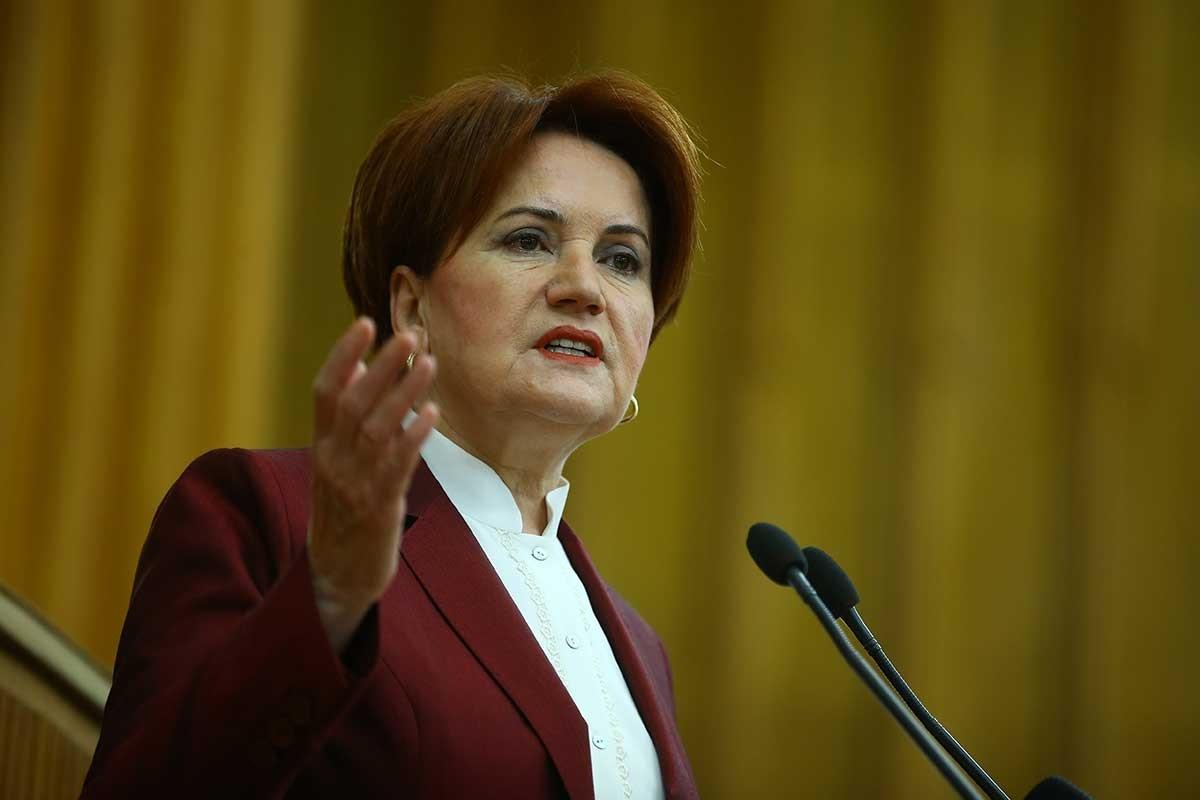 Akşener'den 19 Mayıs açıklaması: O tören iktidar partisinin şovuydu