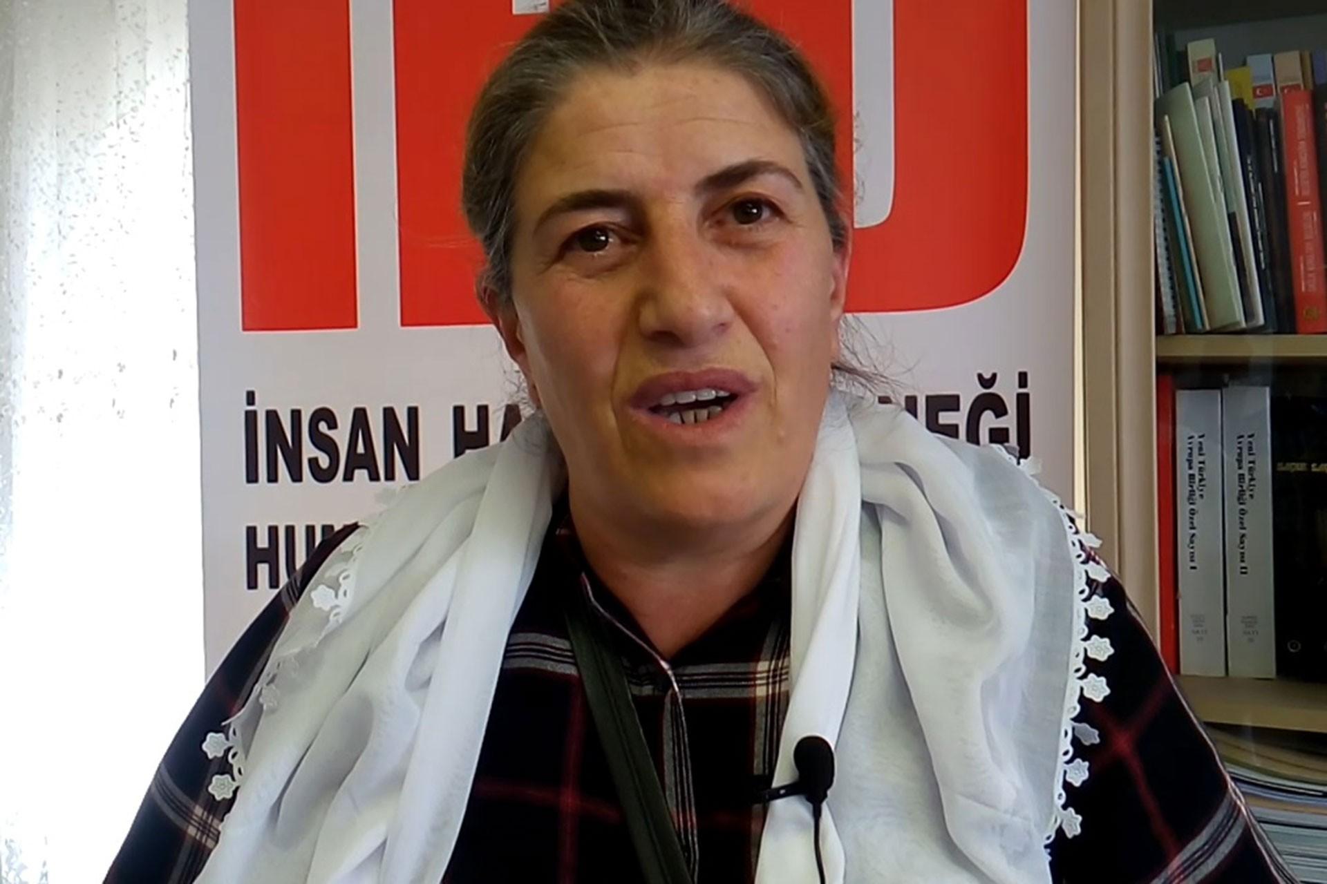 Tutuklu annesi Nezahat Taş, devletin kendilerine kulak tıkadığını söylüyor