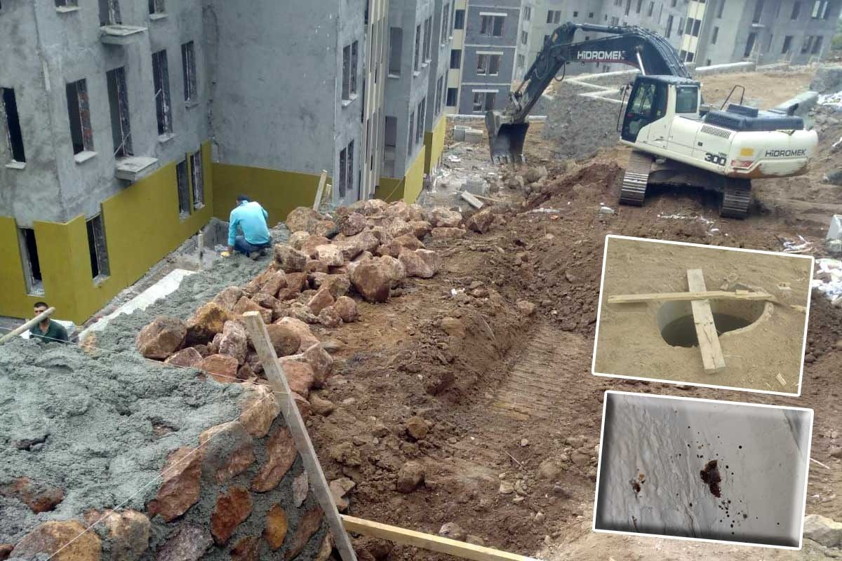 İşçi mektubu: TOKİ inşaatında modern kölelik yaşıyoruz