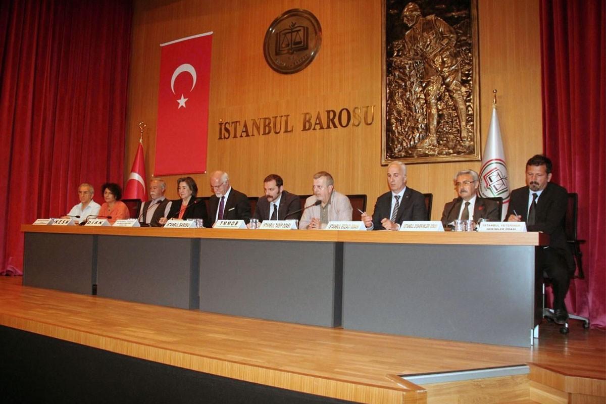 Emek örgütlerinden YSK darbesine karşı demokrasi için dayanışma kararı