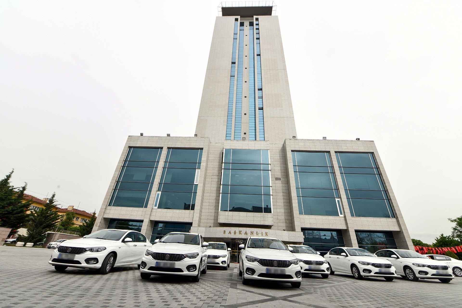 Ankara Büyükşehir Belediyesinde araç sayısı azaltılmaya başladı