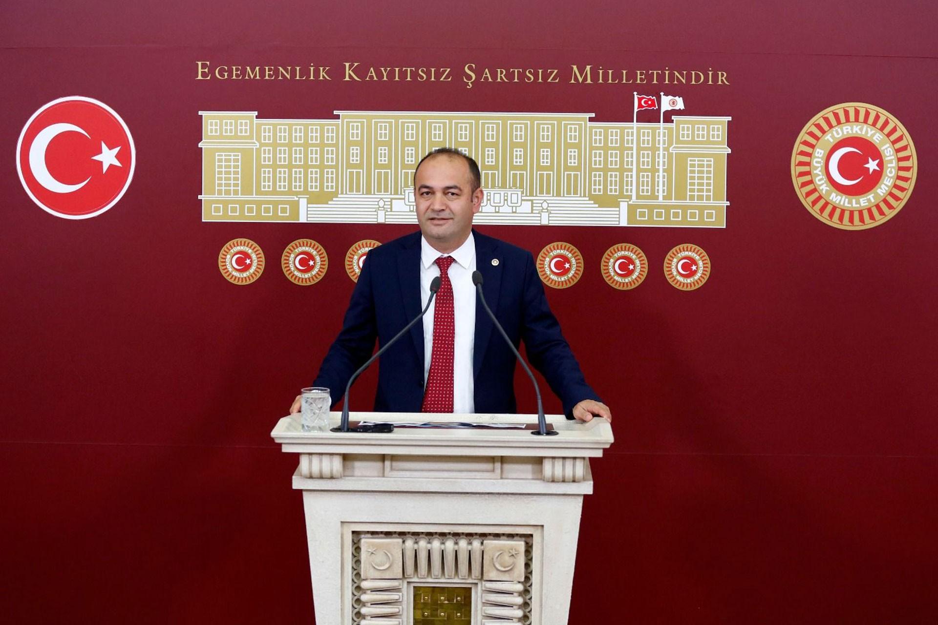 CHP, İstanbul'daki zemin çatlamaları için Meclis araştırması istedi