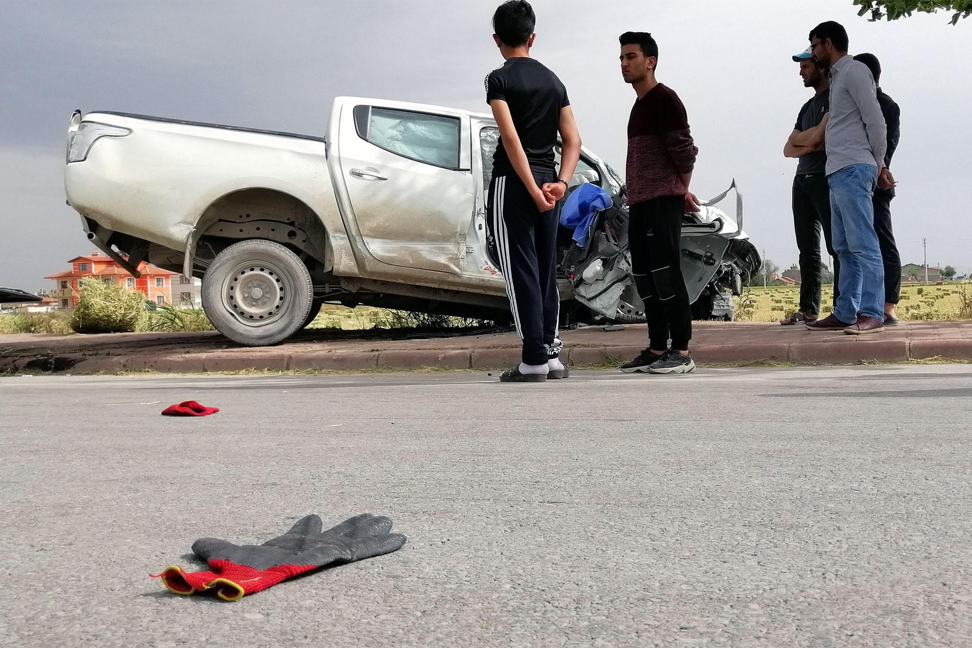 Konya'da iş cinayeti: 19 yaşındaki elektrik işçisi hayatını kaybetti