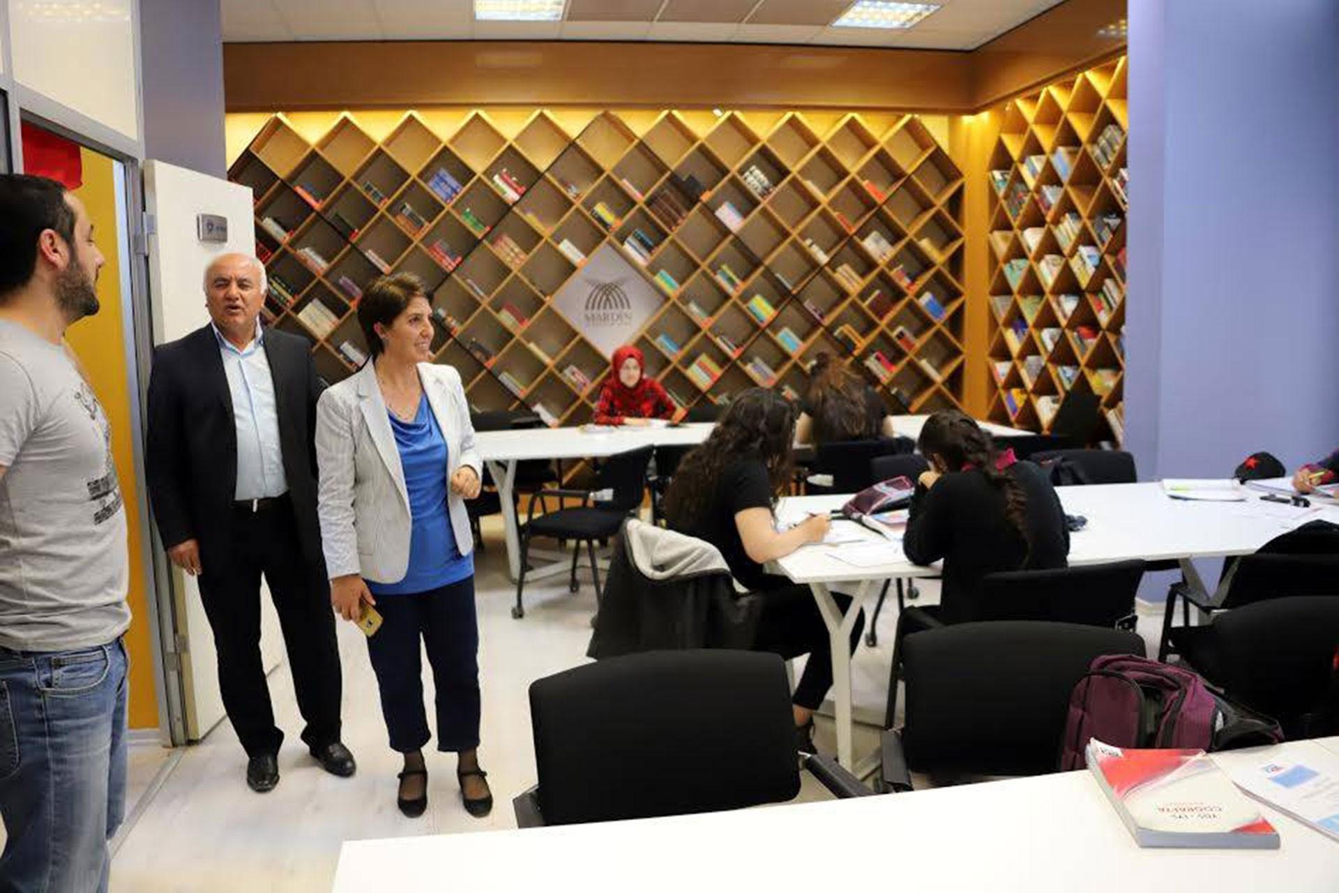 Ahmet Türk: Milli Eğitim, Mardin'de belediyenin kurslarını engelliyor