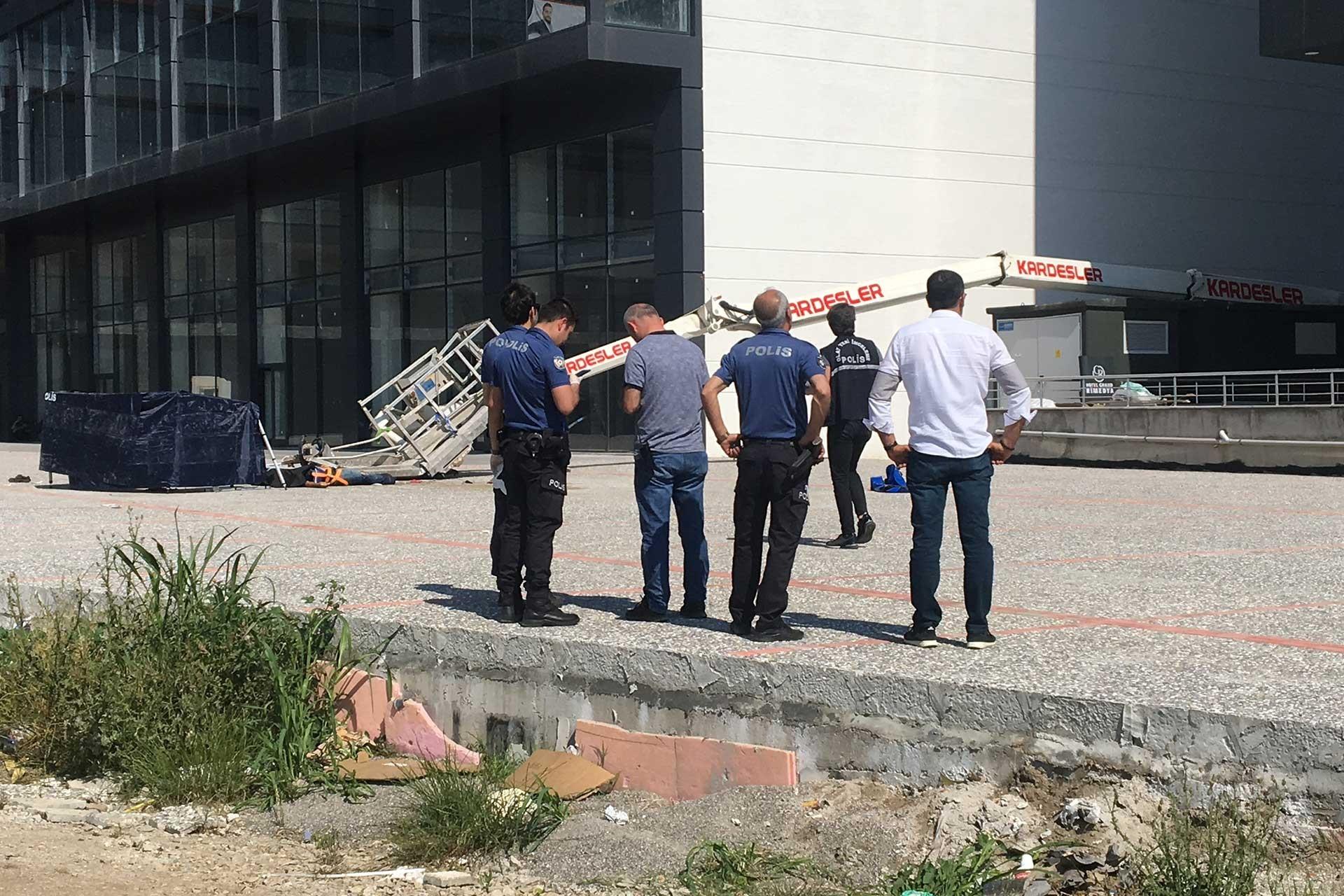 Bursa ve Urfa'da iş cinayetleri: 3 işçi hayatını kaybetti