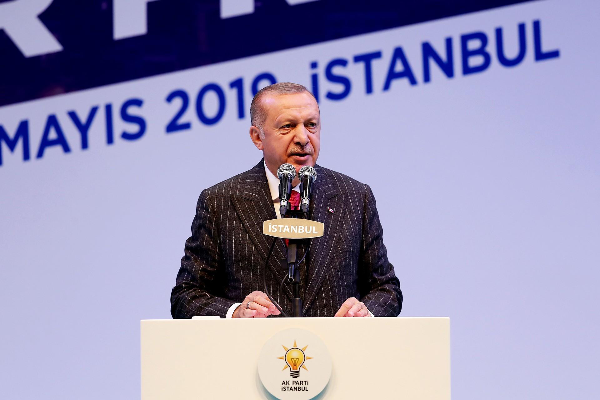Erdoğan 'oy çalındı' iddiasında ısrarcı: Oy hırsızlığı tam bir felakettir
