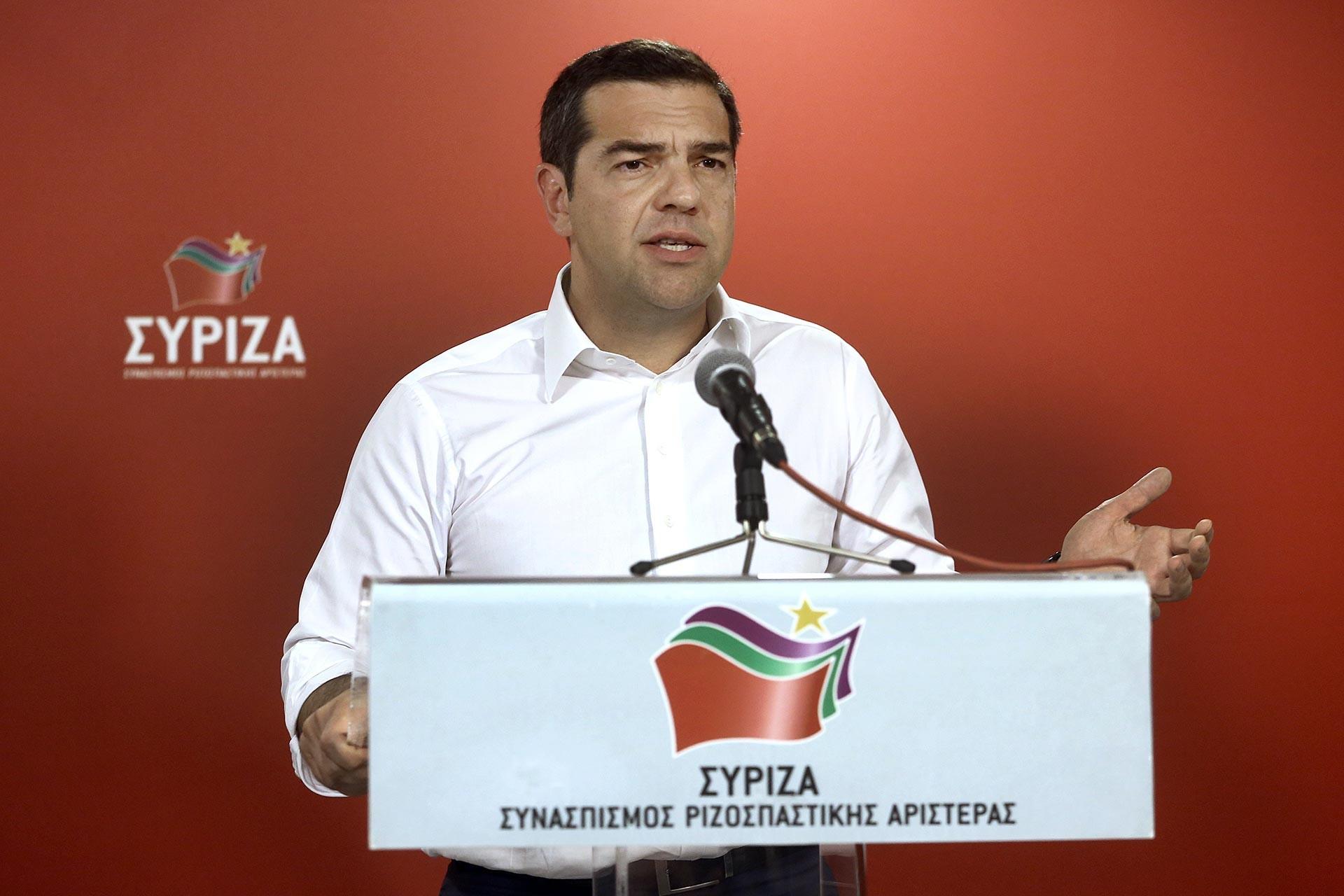 Syriza'nın seçim yenilgisi: Yunanistan erken seçime gidiyor