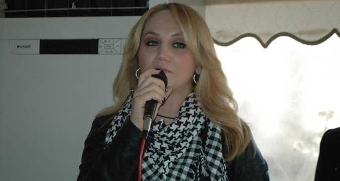 Pınar Aydınlar HDP'den aday adayı