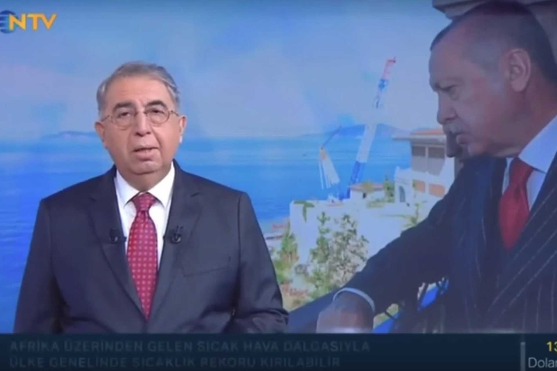 Yassıada haberinde Erdoğan'a tepkisi yayına yansıyan Oğuz Haksever'den açıklama