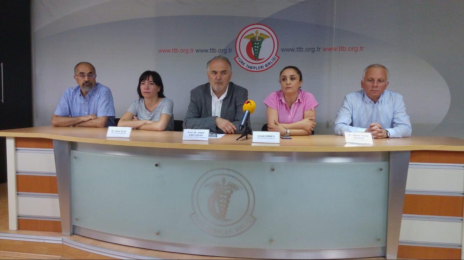 TTB ve SES: Açlık grevini bitiren mahpuslara özenli bir tıbbi yaklaşım gerekiyor