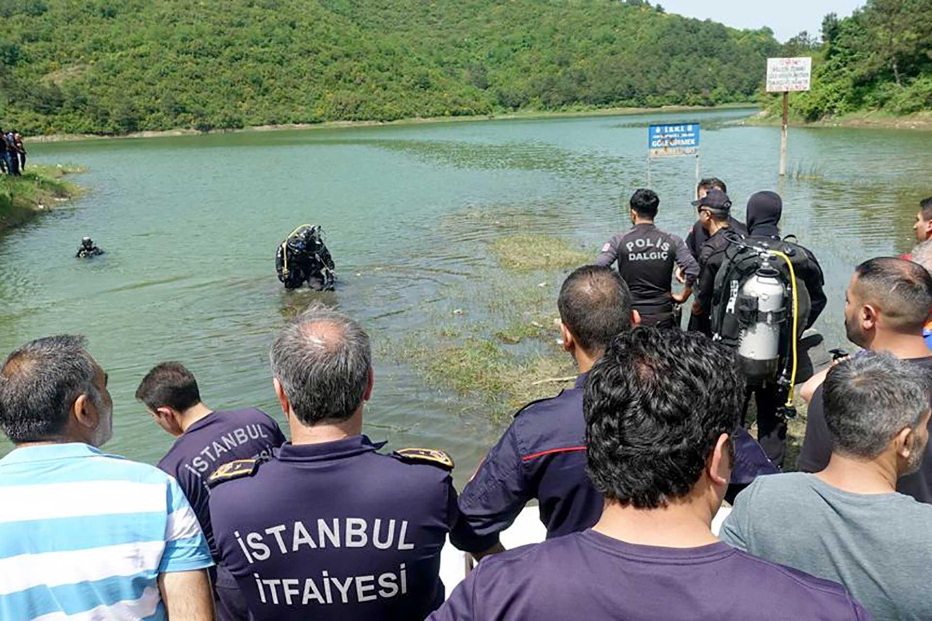 Alibeyköy Barajı'na giren iki çocuk boğularak yaşamını yitirdi