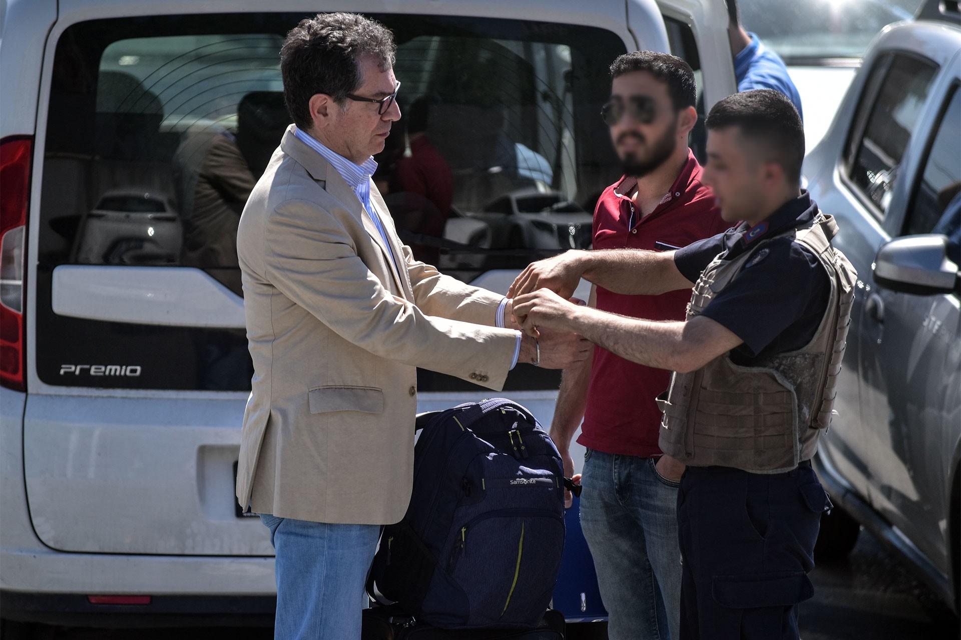 Gazeteci Kadri Gürsel hakkında tahliye kararı verildi