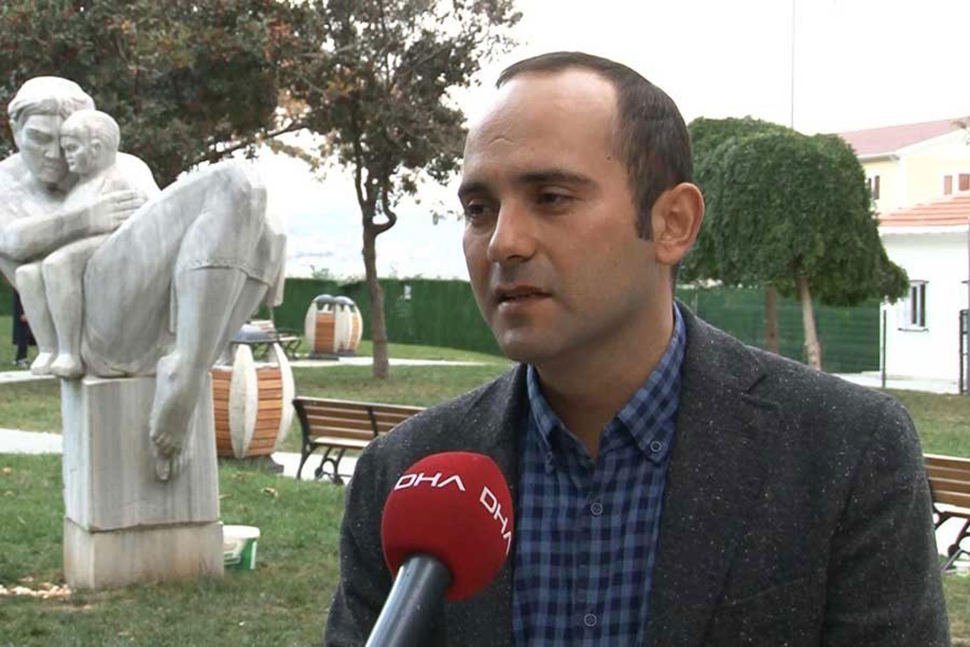 Şehir Plancısı ve Taksim Dayanışması Üyesi Tayfun Karaman